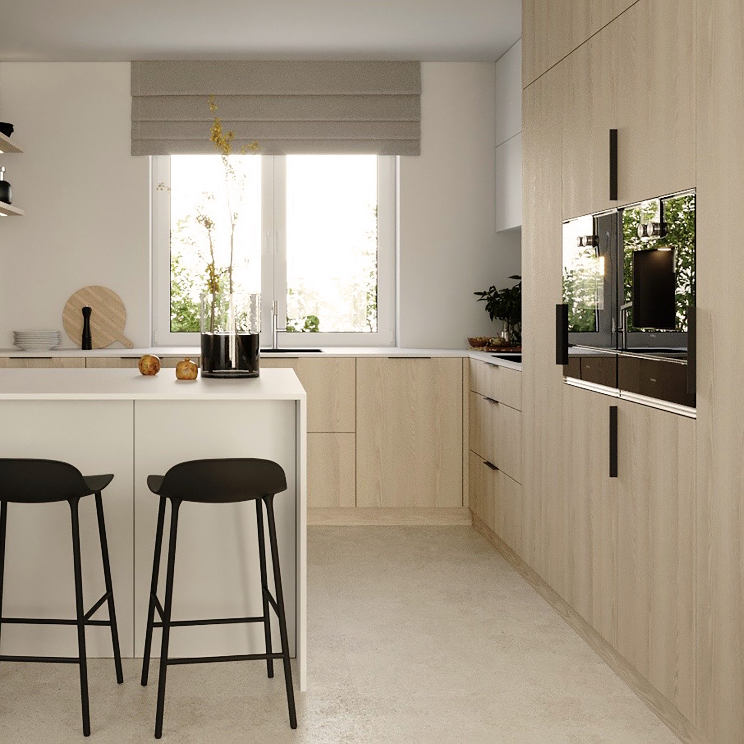 kuchyna, design kitchen