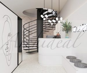 design company for interior deisgn of commercial places